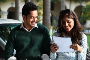 Bharath, Mrithika in 555 Tamil Movie Stills