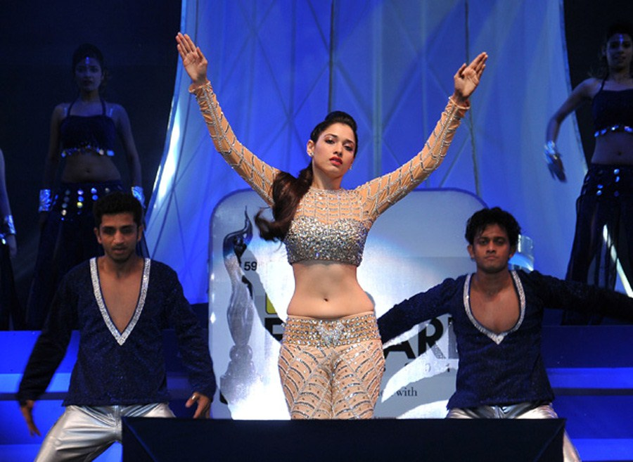 Picture 266486 | Tamanna Hot Dance at 59th South Indian ...