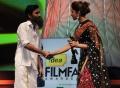 Dhanush, Deepika at 59th South Indian Filmfare Awards Stills