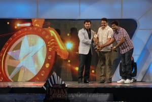 Best ACTOR of the year 2010 was given to VIKRAM for the film Ravanan.