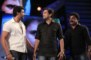 Arun Vijay, Santhanam, VTV Ganesh @ Vijay Awards 2011 Event Stills Photos