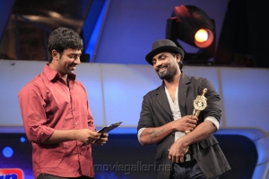 Best find of the year award was given to choreographer Remo D'souza for the film 'Enthiran'.