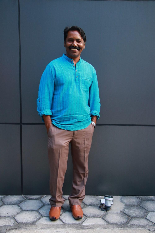 Ajayan Bala @ 6 Athiyayam Movie Special Show Stills