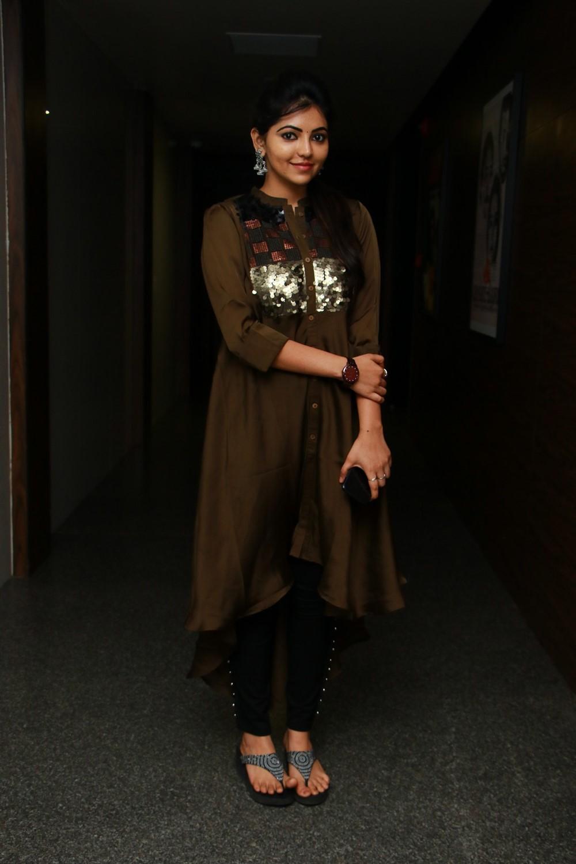Athulya Ravi @ 6 Athiyayam Movie Special Show Stills