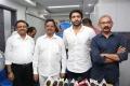 Kalaipuli S Thanu, Vikram Prabhu, Radha Mohan @ 60 Vayadu Maaniram Movie First Look Launch Stills