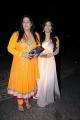 Radha, Thulasi Nair @ 60th Filmfare Awards South 2013 Stills