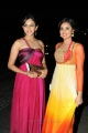 Rakul Preet Singh, Bhanu Sri Mehra @ 60th Filmfare Awards South 2013 Stills