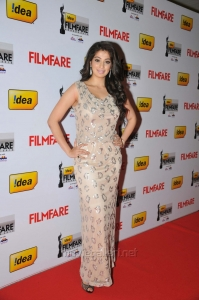 Lakshmi Rai @ 60th Idea Filmfare Awards 2012 (South) Photos