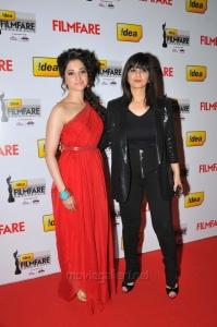 Tamannaah @ 60th Idea Filmfare Awards 2012 (South) Photos