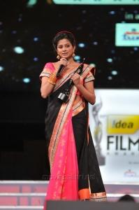 Actress Priyamani @ 60th Idea Filmfare Awards 2012 (South) Photos