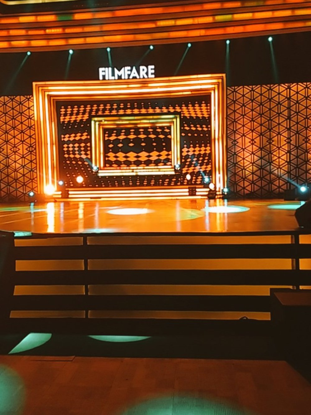 63rd Britannia Filmfare Awards South 2016 Stills