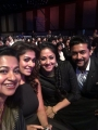 Radhika, Nayanthara, Joythika, Suriya @ 63rd Britannia Filmfare Awards South 2016 Stills