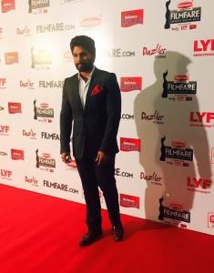 Allu Arjun @ 63rd Britannia Filmfare Awards South 2016 Stills