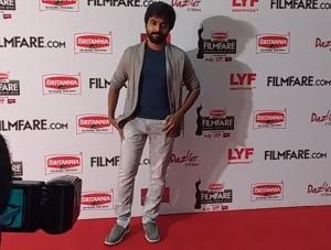 GV Prakash Kumar @ 63rd Britannia Filmfare Awards South 2016 Stills
