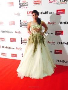 Barbie Chopra @ 63rd Britannia Filmfare Awards South 2016 Stills