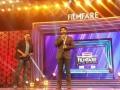 Venkatesh, Allu Arjun @ 63rd Britannia Filmfare Awards South 2016 Stills