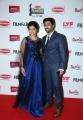 Chinmayi, Rakul Ravindran @ 63rd Britannia Filmfare Awards South 2016 Stills