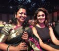 Raadhika, Nayanthara @ 63rd Britannia Filmfare Awards South 2016 Stills