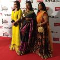 Lissy, Radhika, Nirosha @ 63rd Britannia Filmfare Awards South 2016 Stills