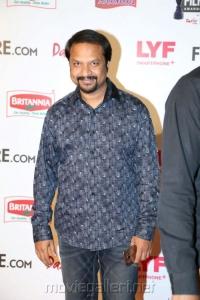 RP Patnaik @ 63rd Filmfare Awards South 2016 Red Carpet Stills