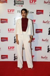 Actress Ritika Singh @ 63rd Filmfare Awards South 2016 Red Carpet Stills