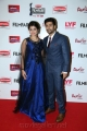 Chinmayi, Rahul Ravindran @ 63rd Filmfare Awards South 2016 Red Carpet Stills