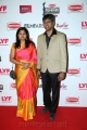 Nandhini, Madhan Karky @ 63rd Filmfare Awards South 2016 Red Carpet Stills