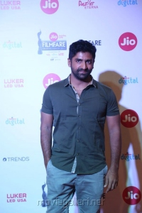 Actor 64th Jio Filmfare Awards South 2017 Event Images