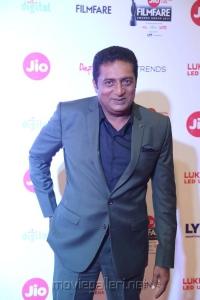 Actor Prakash Raj @ 64th Jio Filmfare Awards South 2017 Event Images