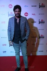 Actor Vasishta Simha @ 64th Jio Filmfare Awards South 2017 Event Images