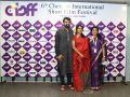 Rajiv Menon, Shylaja Chetlur @ 6th Chennai International Short Film Festival Inauguration Stills