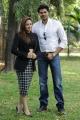 Nikesha Patel, Ganesh Venkatraman @ 7 Naatkal Movie Press Meet Photos
