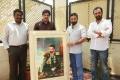 Kamal Hassan at 7th Annual Vijay Awards Nominees 2013 Painting Invitation Photos