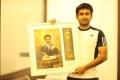 Vijay Antony at 7th Annual Vijay Awards Nominees 2013 Painting Invitation Photos