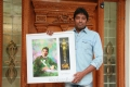Cinematographer Ratnavelu at 7th Annual Vijay Awards Nominees 2013 Painting Invitation Photos