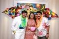 Chiranjeevi, Suhasini, Mohanlal @ Evergreen 80's Reunion Club 2014 Photos