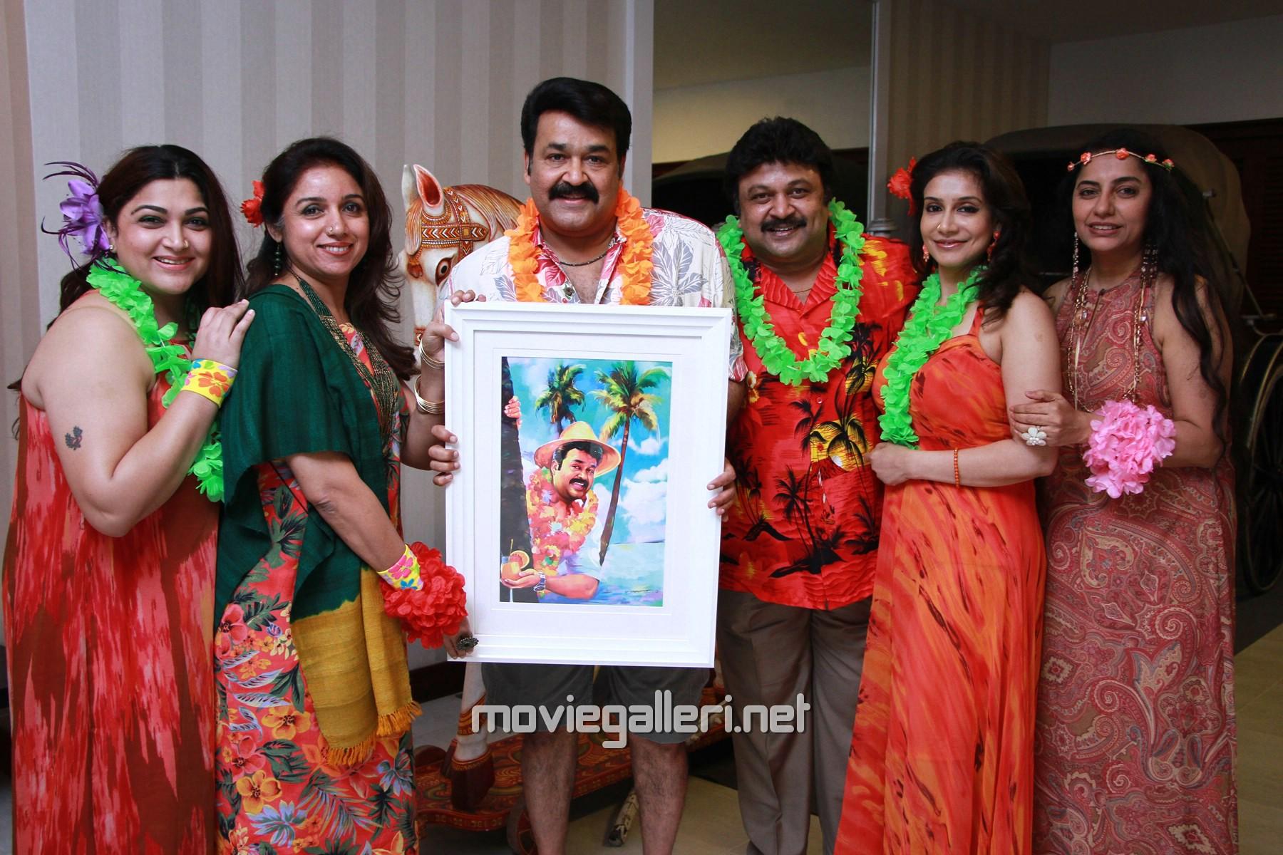 Kushboo Tamil Hot Ele picture 647938   kushboo, revathy, mohanlal, prabhu, lissy
