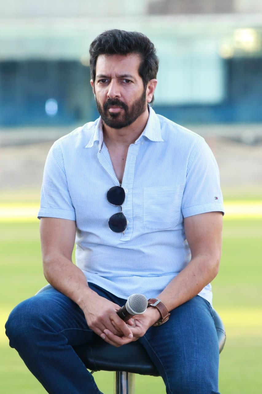 Director Kabir Khan @ 83 Movie First Look Launch Stills