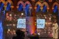 AVM Saravanan, K.Balachander @ 8th Vijay TV Awards Prelude Stills