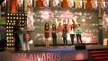Dhanshika, Rupa Manjari, Janani Iyer, Aishwarya Rajesh, Gayathri Shankar @ 8th Vijay TV Awards Prelude Stills