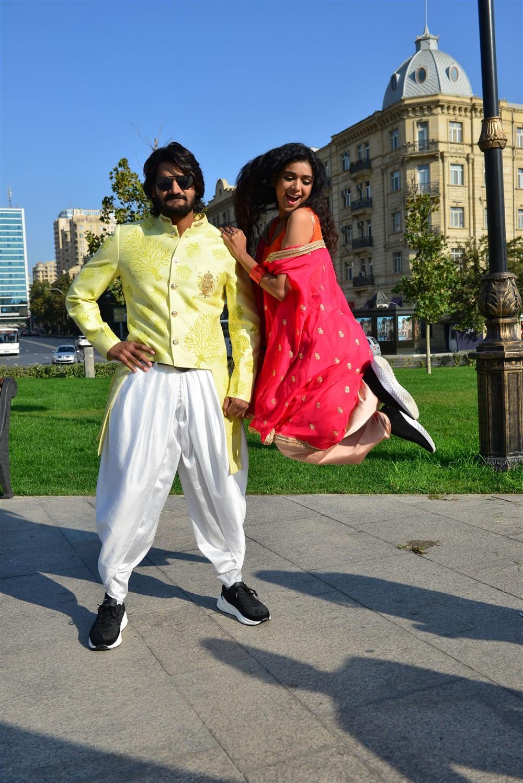 Kartikeya, Neha Solanki in 90 ML Telugu Movie Stills