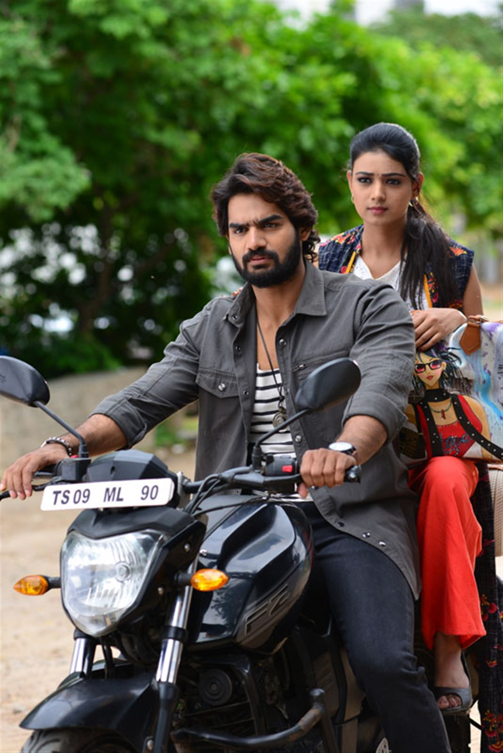 Kartikeya, Neha Solanki in 90 ML Telugu Movie Stills