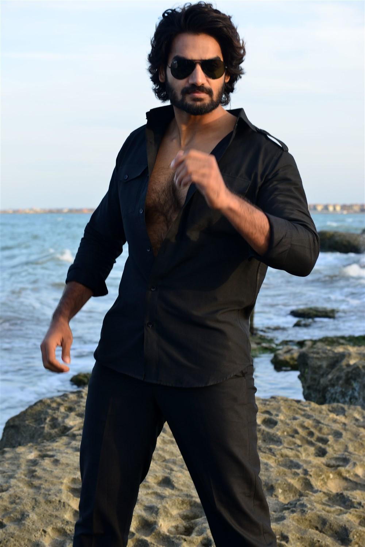 Actor Karthikeya in 90 ML Telugu Movie Stills