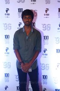 Adithya Bhaskar @ 96 Movie 100 Days Celebrations Stills