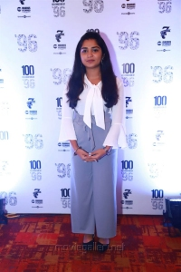Actress Gouri @ 96 Movie 100 Days Celebrations Stills