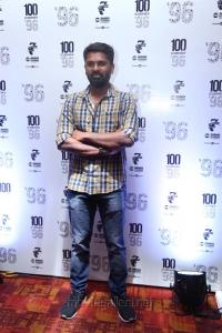 Director C Prem Kumar @ 96 Movie 100 Days Celebrations Stills