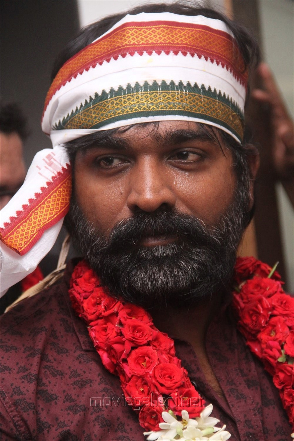 Actor Vijay Sethupathi @ 96 Movie Pooja Stills