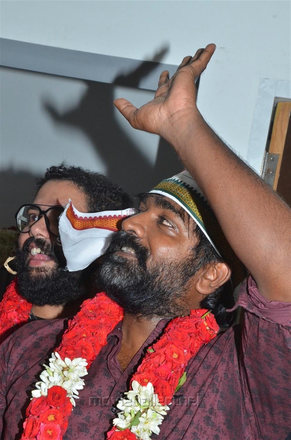 Actor Vijay Sethupathi @ 96 Movie Pooja Stills