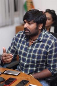 Actor Vijay Sethupathi @ 96 Movie Press Meet Stills
