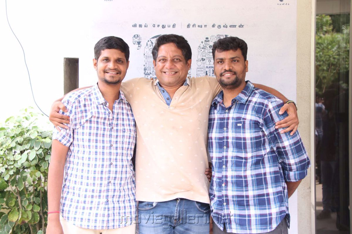 Bagavathi Perumal @ 96 Success Meet Stills